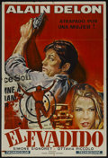 "Movie Posters:Drama, The Widow Couderc (International Cinefilm, 1974). Argentinean Poster (29"" X 43""). Drama...."
