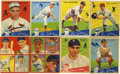 Baseball Cards:Lots, 1934-1935 Goudey Baseball Collection of 27. Great gum cardcollection consists of the following: 1934 Goudey #8, 14, 15,16,...