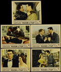 """Movie Posters:Foreign, Room at the Top (Lion International, 1959). British Lobby Cards (5) (11"""" X 14""""). Drama.... (Total: 5 Items)"""