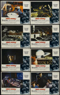"Movie Posters:Science Fiction, Silent Running (Universal, 1972). Lobby Card Set of 8 (11"" X 14"").Science Fiction.... (Total: 8 Items)"