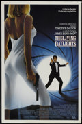 "Movie Posters:James Bond, The Living Daylights (United Artists, 1987). One Sheet (27"" X 41"").James Bond...."