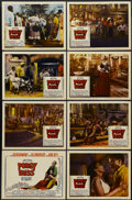 """Movie Posters:Musical, Porgy and Bess (Columbia, 1959). Lobby Card Set of 8 (11"""" X 14""""). Musical.... (Total: 8 Items)"""