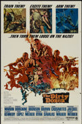 "Movie Posters:War, The Dirty Dozen (MGM, 1967). One Sheet (27"" X 41""). War...."