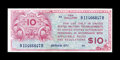 Military Payment Certificates:Series 471, Series 471 $10 Very Choice New....