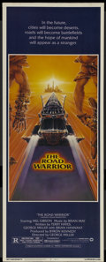 "Movie Posters:Science Fiction, The Road Warrior (Warner Brothers, 1982). Insert (14"" X 36""). Science Fiction...."