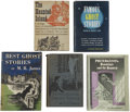 Books:Fiction, Ten Books of Ghost Stories, including:... (Total: 10 Items)