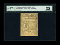 Colonial Notes:Massachusetts, Massachusetts June 18, 1776 12s PMG Choice Very Fine 35....