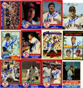 Autographs:Sports Cards, Carl Yastrzemski Signed Trading Cards Group Lot of 12. Each of thetwelve cardboard examples that we present here has been ...