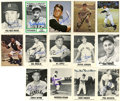 Autographs:Sports Cards, TCMA/Renata Galasso Signed Trading Cards Group Lot of 117.Exceptional collection of 117 signed trading cards from TCMA and...
