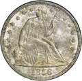 Seated Dollars, 1856 $1 MS62 NGC....