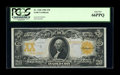 Large Size:Gold Certificates, Fr. 1186 $20 1906 Gold Certificate PCGS Gem New 66PPQ....