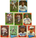 Autographs:Sports Cards, 1960-61 Fleer Baseball Group Lot of 140, 37 Signed. A total of 37of the 140 cards that we present here from the 1960 and 1...