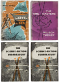 Books:First Editions, Wilson Tucker. Four Books, including:... (Total: 4 Items)