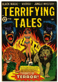 Golden Age (1938-1955):Horror, Terrifying Tales #11 (Star Publications, 1953) Condition: VF-....