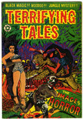 Golden Age (1938-1955):Horror, Terrifying Tales #12 (Star Publications, 1953) Condition: VG/FN....