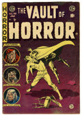 Golden Age (1938-1955):Horror, Vault of Horror #40 (EC, 1954) Condition: GD/VG....