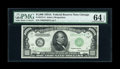 Small Size:Federal Reserve Notes, Fr. 2212-G $1000 1934A Federal Reserve Note. PMG Choice Uncirculated 64 EPQ.. ...