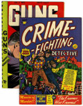 Golden Age (1938-1955):Crime, Miscellaneous Golden Age Crime Group (Various Publishers, 1949-51) Condition: Average FN+.... (Total: 2 Comic Books)