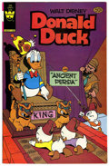 Modern Age (1980-Present):Humor, Donald Duck #228 Signed by Carl Barks (Whitman, 1981) Condition:VF/NM....