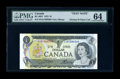 Canadian Currency: , BC-46bT $1 1973. ...