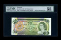 Canadian Currency: , BC-50bA $20 1969. ...