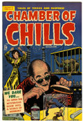 Golden Age (1938-1955):Horror, Chamber of Chills #24 File Copy (Harvey, 1954) Condition: FN-....