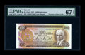 Canadian Currency: , BC-52bA $100 1975. ...