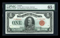 Canadian Currency: , DC-25b $1 1923. ...