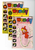 Bronze Age (1970-1979):Cartoon Character, Wendy, the Good Little Witch #71 and 73-76 File Copy Group (Harvey,1972) Condition: Average NM-.... (Total: 10 Comic Books)