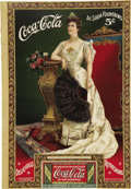Advertising:Soda Items, Coca-Cola: 1904 Lillian Nordica Magazine Insert...