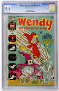 Bronze Age (1970-1979):Humor, Wendy, the Good Little Witch #72 (Harvey, 1972) CGC NM+ 9.6 Off-white to white pages....