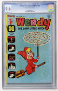 Bronze Age (1970-1979):Cartoon Character, Wendy, the Good Little Witch #84 File Copy (Harvey, 1974) CGC NM+9.6 Cream to off-white pages....