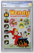 Bronze Age (1970-1979):Humor, Wendy, the Good Little Witch #77 File Copy (Harvey, 1973) CGC NM+ 9.6 Off-white to white pages....