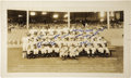 Autographs:Photos, 1948 New York Yankees Team Signed Photograph. Valued at close to $1,000 in its unsigned state, this impressive oversized (1...