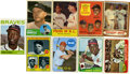 Baseball Cards:Lots, 1962-1975 Baseball Collection of 34. Star-filled group of baseballcards from 1960s and 1970s. Includes 1962 Topps #18 Mana...
