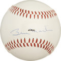 Autographs:Baseballs, Billy Martin Single Signed Baseball. The fiery Billy Martin wasknown to do anything that it tool to win, keeping this qual...