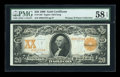 Large Size:Gold Certificates, Fr. 1183 $20 1906 Gold Certificate PMG Choice About Unc 58 EPQ....
