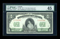 Canadian Currency: , DC-23b $1 1917. ...