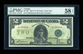 Canadian Currency: , DC-26d $2 1923. ...