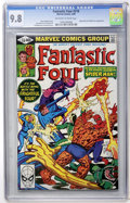 Modern Age (1980-Present):Superhero, Fantastic Four #218 (Marvel, 1980) CGC NM/MT 9.8 Off-white to whitepages....