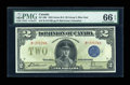 World Paper Money: , DC-26h $2 1923. ...