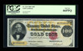 Large Size:Gold Certificates, Fr. 1214 $100 1882 Gold Certificate PCGS Gem New 66PPQ....