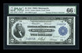 Large Size:Federal Reserve Bank Notes, Fr. 772 $2 1918 Federal Reserve Bank Note PMG Gem Uncirculated 66 EPQ....