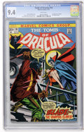 Bronze Age (1970-1979):Horror, Tomb of Dracula #10 (Marvel, 1973) CGC NM 9.4 White pages....
