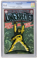 Silver Age (1956-1969):Horror, Unexpected #112 (DC, 1969) CGC NM 9.4 White pages....