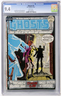 Bronze Age (1970-1979):Horror, Ghosts #4 (DC, 1972) CGC NM 9.4 White pages....