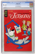 Bronze Age (1970-1979):Cartoon Character, The Jetsons #35 File Copy (Gold Key, 1970) CGC NM- 9.2 Off-white towhite pages....