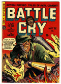 Golden Age (1938-1955):War, Battle Cry #1 (Stanmor, 1952) Condition: FN....