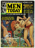 Magazines:Miscellaneous, Men Today V2#6 (Emtee, 1962) Condition: VF.... (Total: 0)