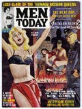 Magazines:Miscellaneous, Men Today V2#7 (Emtee, 1962) Condition: VF.... (Total: 0)